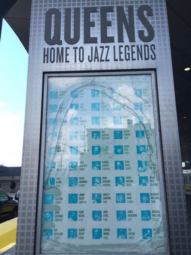 Jazz Legends Tribute in Queens.