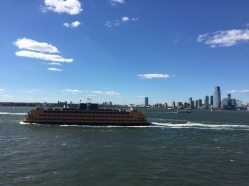 Staten Island Ferry and Views.