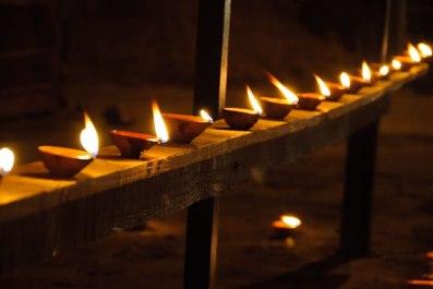 Diwali Deeyas.