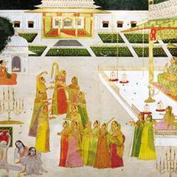 Mughal Diwali Celebrations.