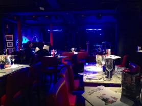 Pizza Express Jazz Club, Soho.