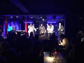 Motown Tribute Band.