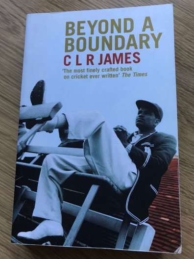 Beyond the Boundary by C.L.R James