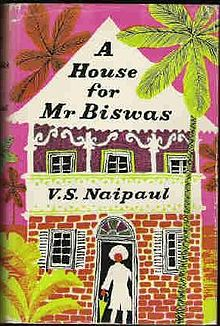 'A House for Mr Biswas' by V. S. Naipaul