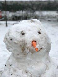 Fab snowman!